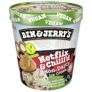 Ben & Jerry's Eis Netflix & Chilll'd vegan 465ml