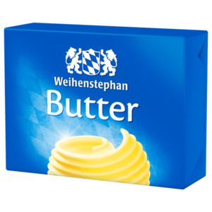 Weihenstephan Butter streichzart 250g
