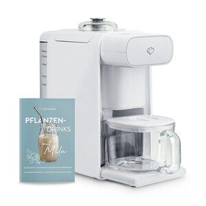Springlane Kitchen Mandelmilchbereiter Mila 1,0l, Weiß