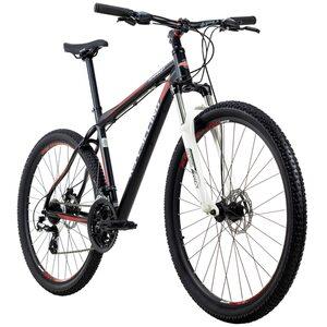 KS Cycling Mountainbike Hardtail 29 Zoll Sharp 24 Gänge für Herren, Größe: 51, Schwarz