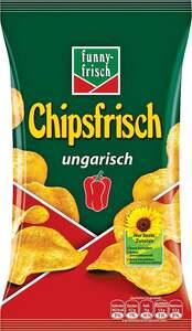 funny-frisch Chipsfrisch ungarisch 0.74 EUR/ 100 g