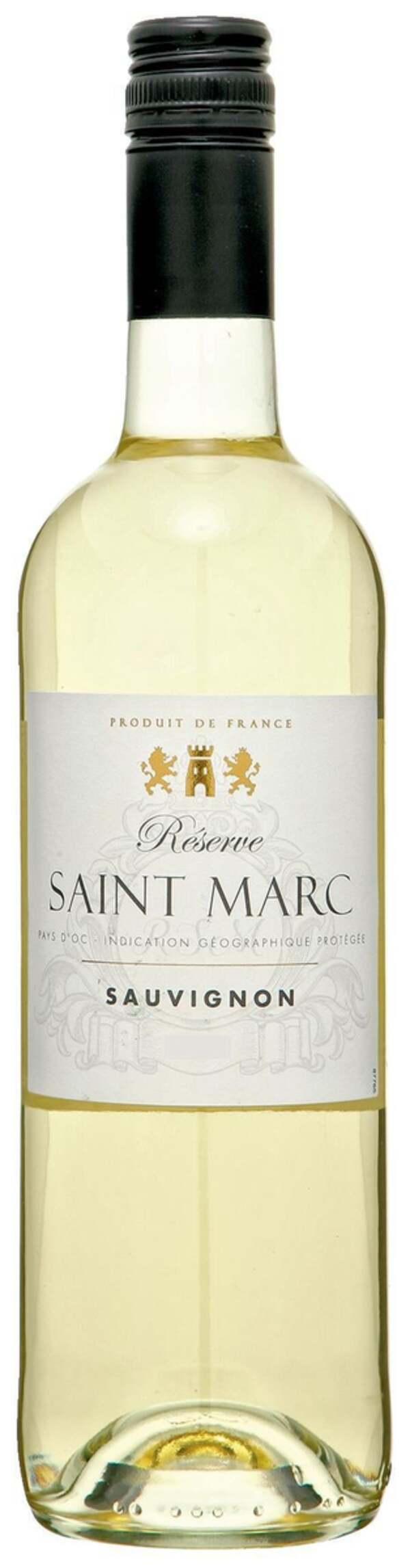 Saint Marc Sauvignon Blanc 4.39 EUR/ 1 l