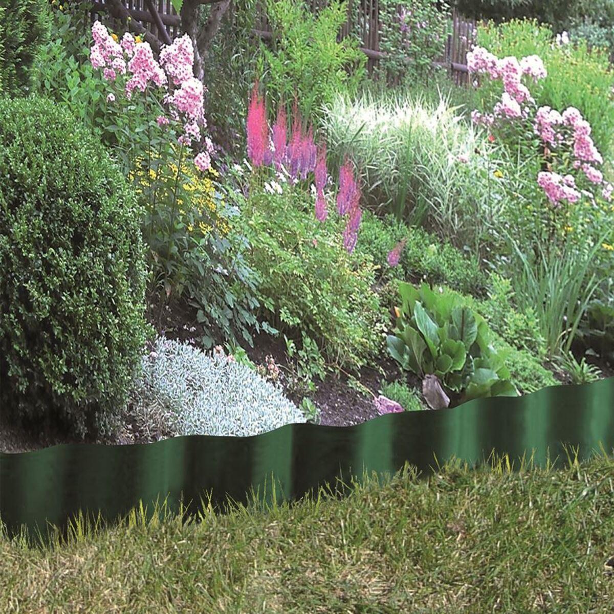 Bild 4 von Kunststoff-Rasenkante 9x0,20m