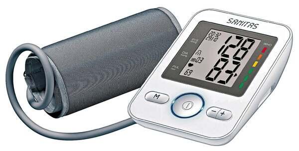 Sanitas Oberarmblutdruckmessgerät SBM 36