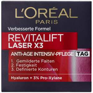 L Oréal Paris Revitalift Laser X3 Anti-Falten Pflege 29.98 EUR/ 100 ml