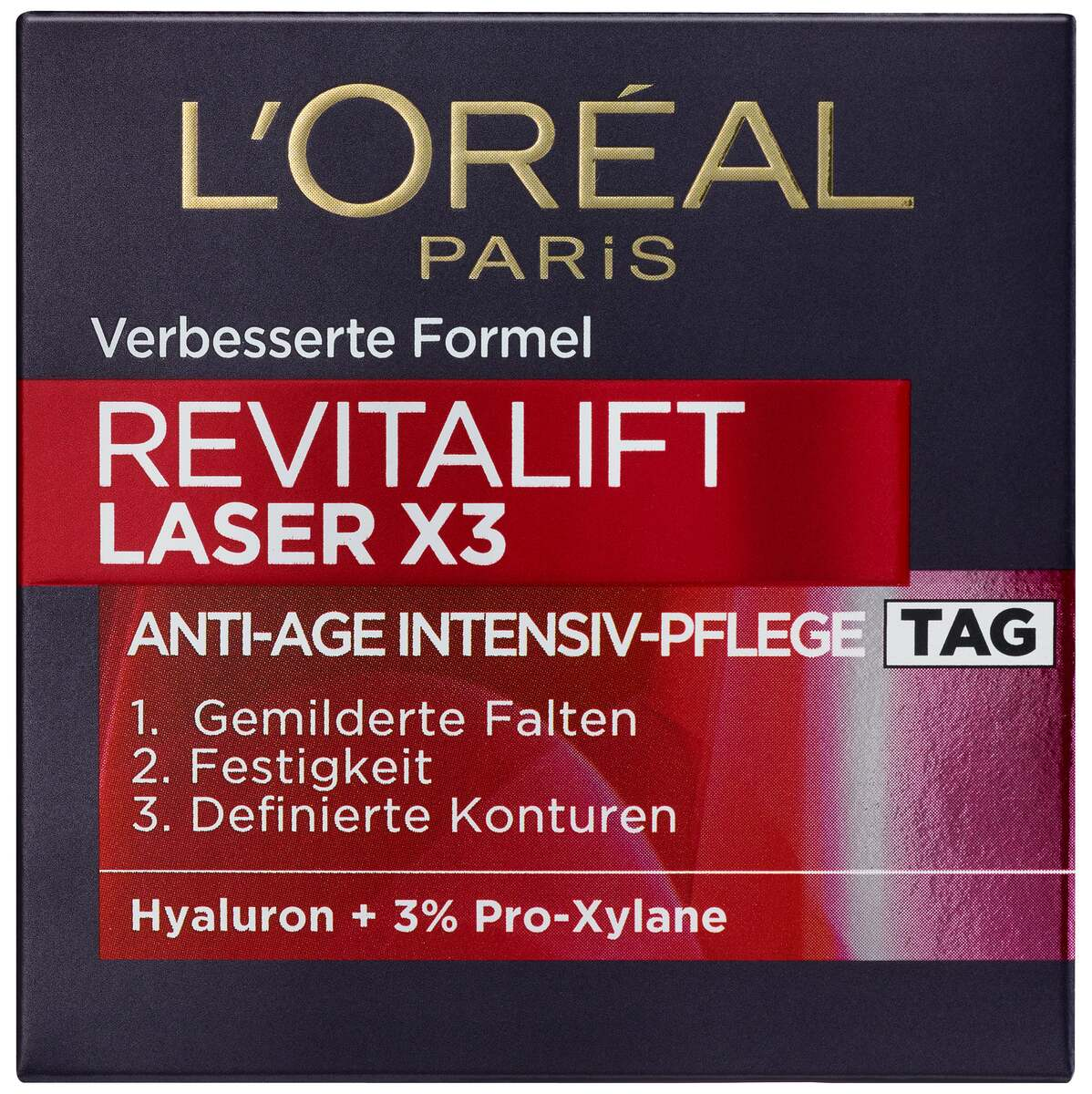 Bild 1 von L Oréal Paris Revitalift Laser X3 Anti-Falten Pflege 29.98 EUR/ 100 ml