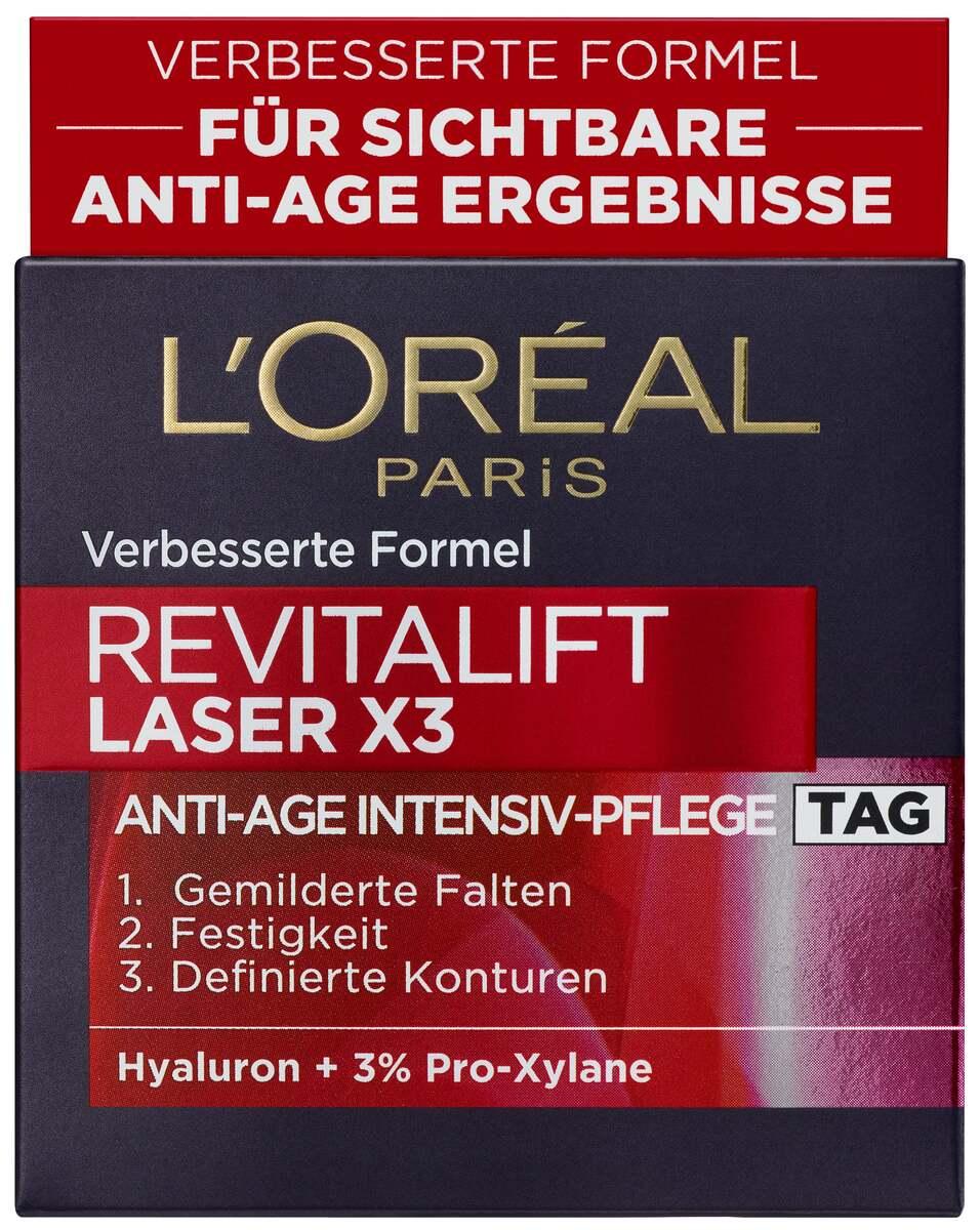 Bild 2 von L Oréal Paris Revitalift Laser X3 Anti-Falten Pflege 29.98 EUR/ 100 ml