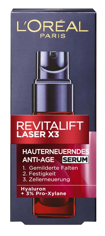 L'Oréal Paris Revitalift              Laser X3 Anti-Age Serum