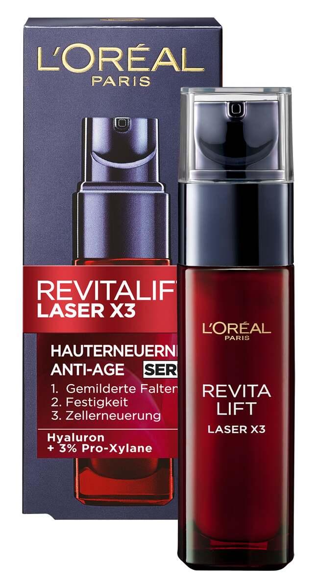 Bild 4 von L'Oréal Paris Revitalift              Laser X3 Anti-Age Serum