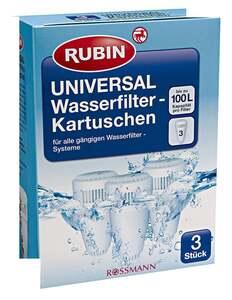 Rubin Universal Wasserfilter - Kartuschen