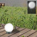 Bild 1 von LED-Solar-Kugelleuchte 15cm