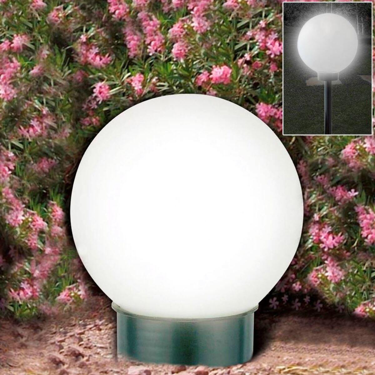 Bild 2 von LED-Solar-Kugelleuchte 20cm