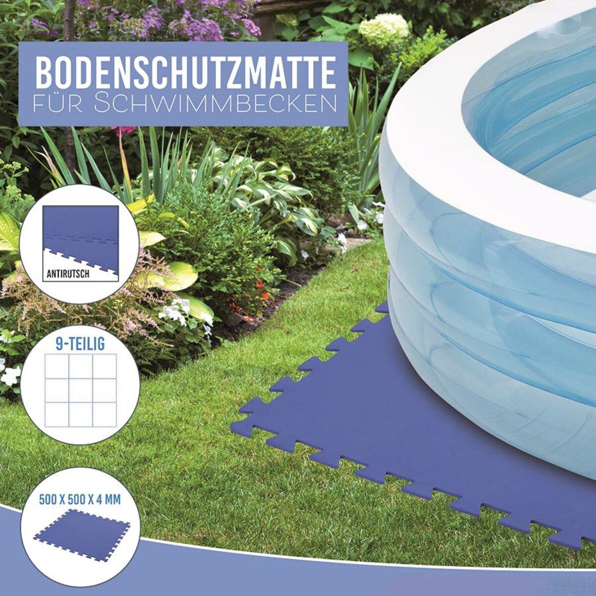 Bild 2 von Bodenschutzplatten für Fast-Set-Pools