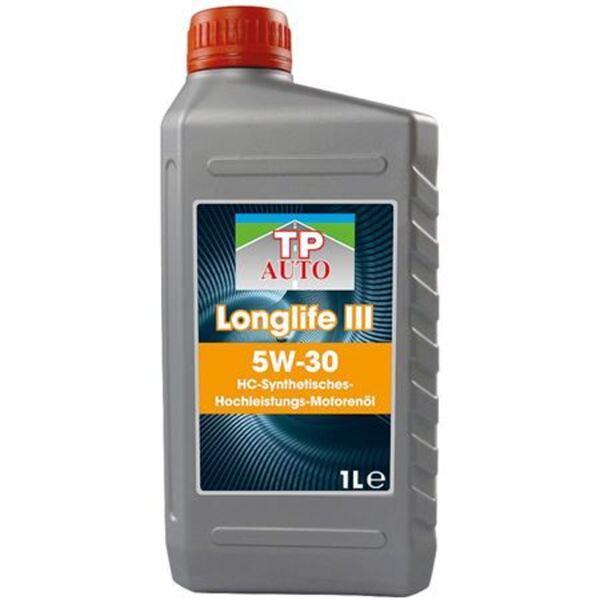 Motoröl Longlife III 5W-30 1 Liter