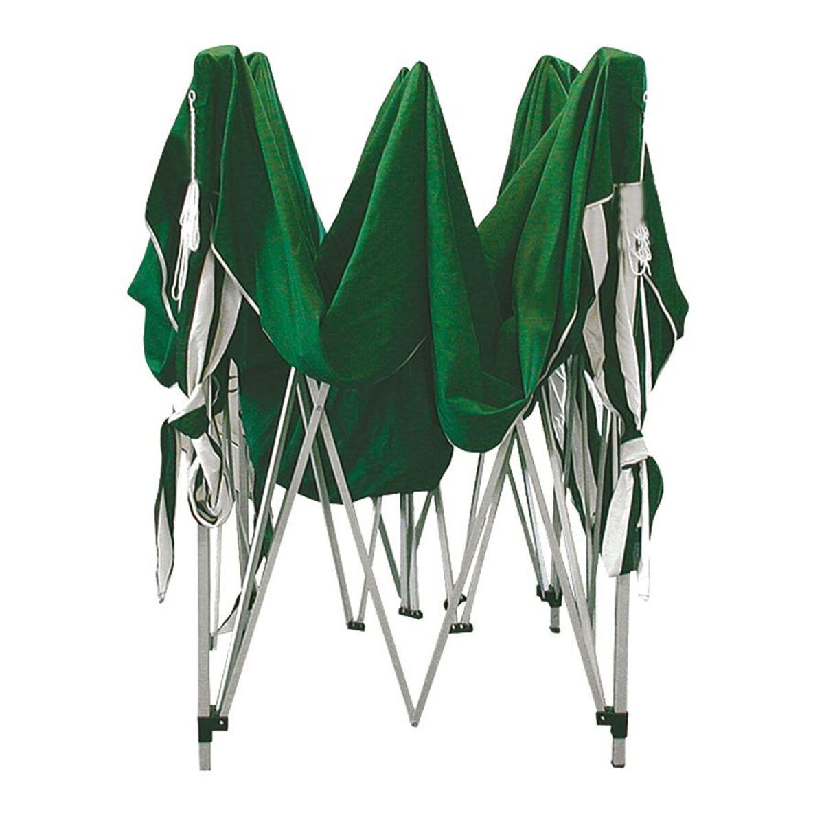 Bild 3 von Ruck-Zuck Alu-Pavillon Grün