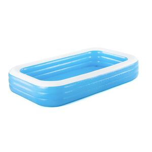 Family Pool Deluxe Blue