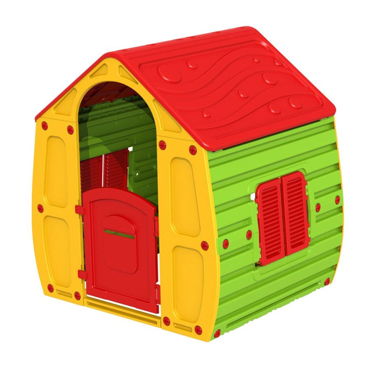 Bild 3 von Magical Kinder-Spielhaus