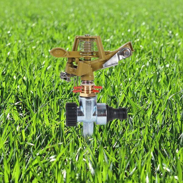 Gartensprenger, 360 Grad