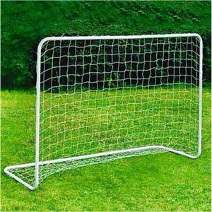 Fussballtor mit Netz