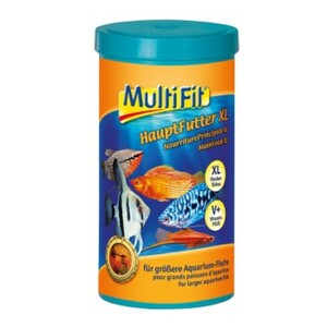 MultiFit Hauptfutter XXL 1l