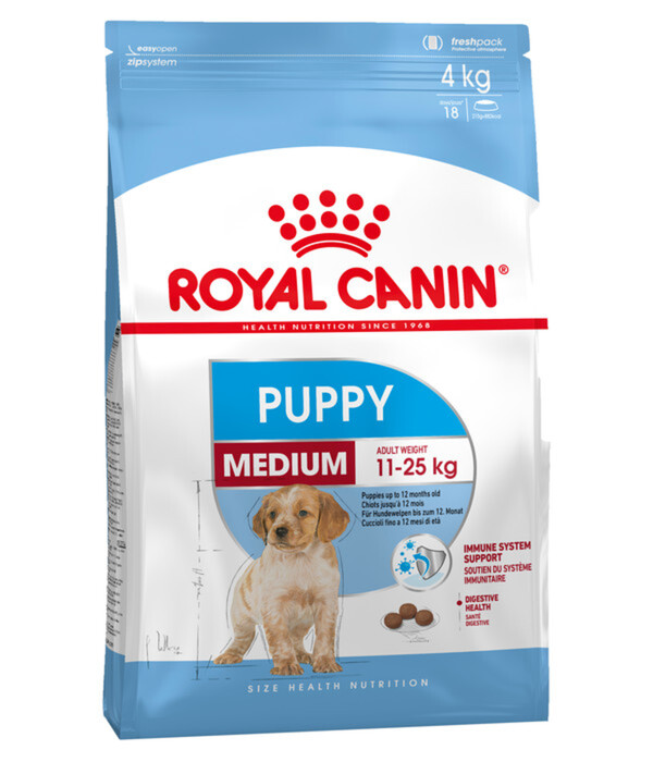 Royal Canin Junior Medium, Trockenfutter