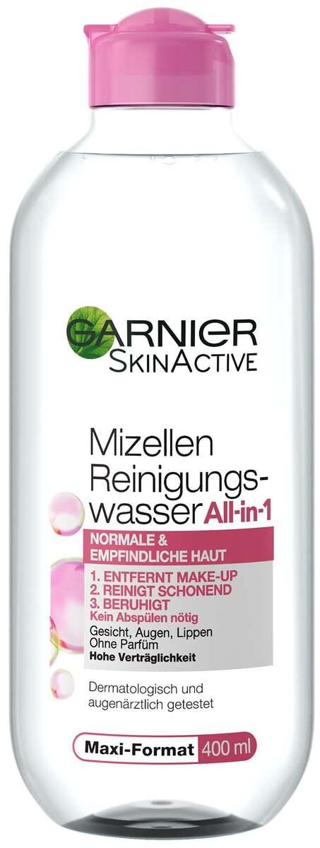 Bild 1 von Garnier Skin Naturals              Mizellen Reinigungswasser
