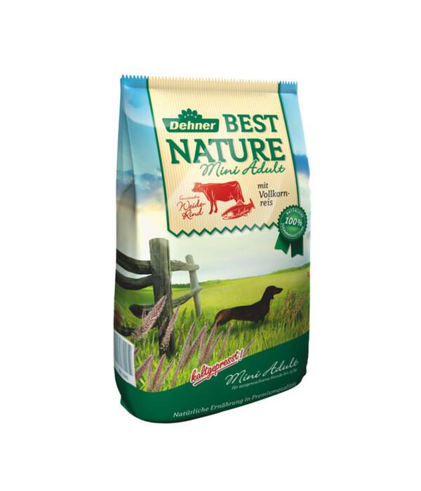 Dehner Best Nature Mini Adult, Trockenfutter