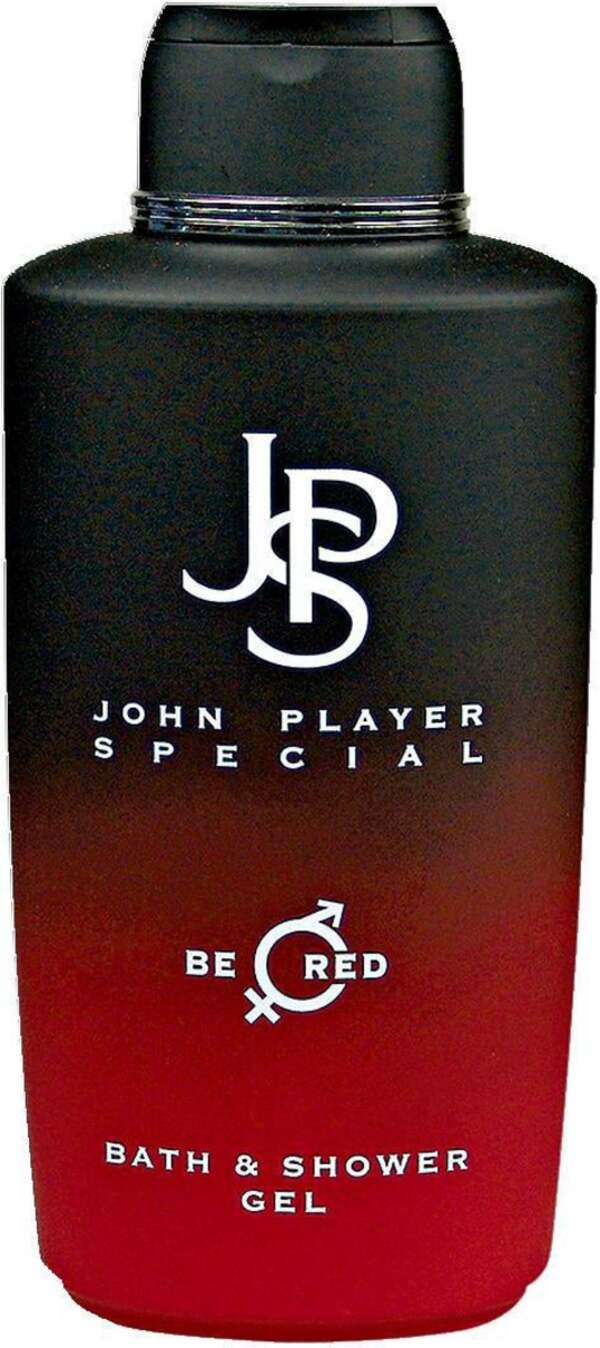 John Player Special              Be Red Bath & Shower Gel