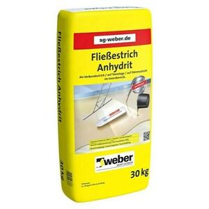 SG Weber Fließestrich Anhydrit