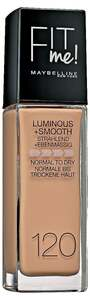 Maybelline New York              Fit me! Liquid Foundation Make-up