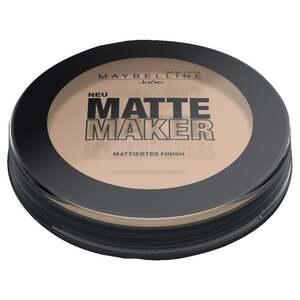 Maybelline New York              Matte Maker Puder