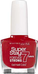 Maybelline New York              Super Stay 7 Days Forever Strong Gel Nail Color™ Nagellack