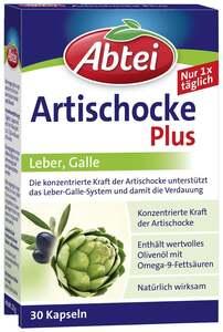 Abtei              Artischocke Plus Kapseln