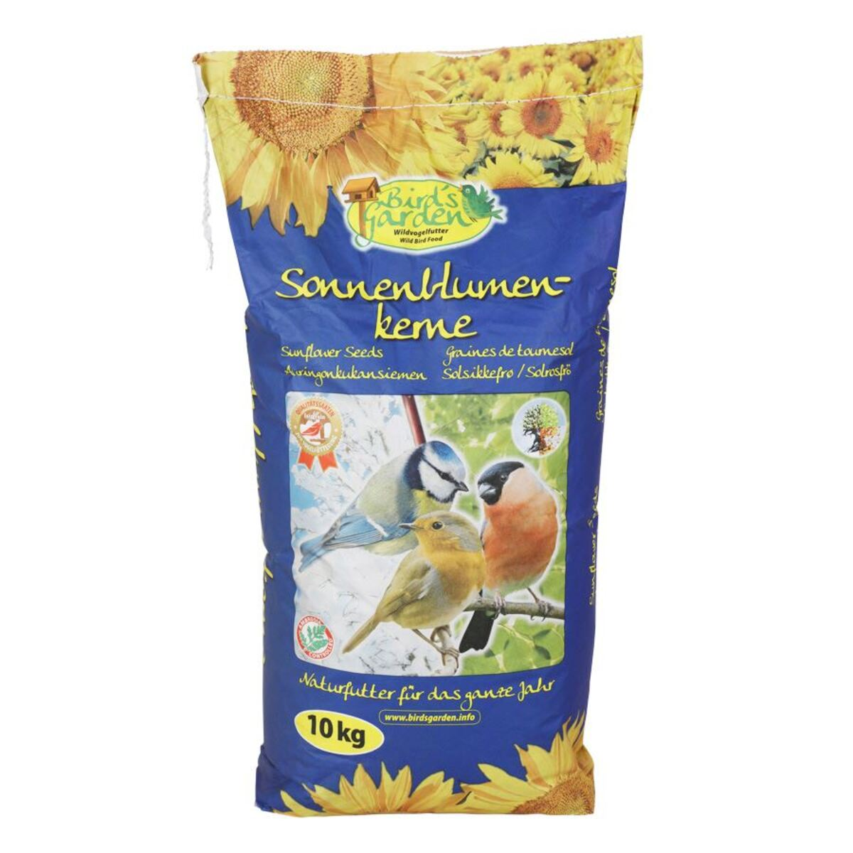 Bild 1 von Bird's Garden Sonnenblumenkerne 10kg