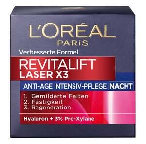 L'Oréal Paris              Paris Revitalift Laser X3 Anti-Age Creme-Maske