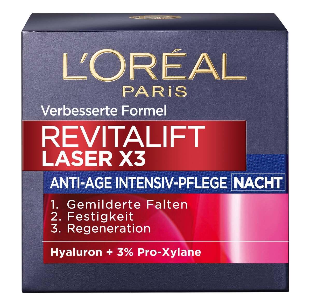 Bild 1 von L'Oréal Paris              Paris Revitalift Laser X3 Anti-Age Creme-Maske