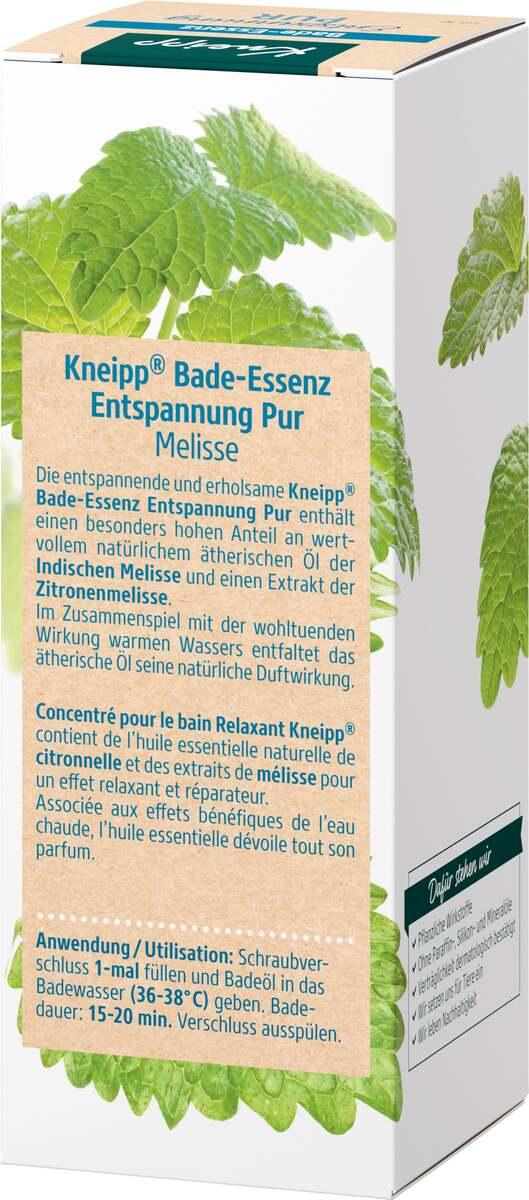 Bild 2 von Kneipp              Bade-Essenz Entspannung Pur