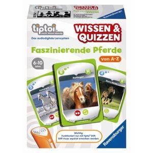 Tiptoi Wissen & Quizzen - Faszinierende Pferde