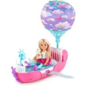 Barbie Dreamtopia Chelseas Traumboot