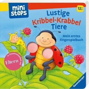 Kinderbuch Alles was kribbelt und krabbelt