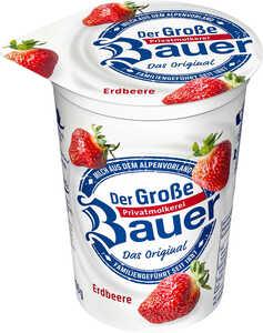 BAUER  Der Große Bauer Fruchtjoghurt