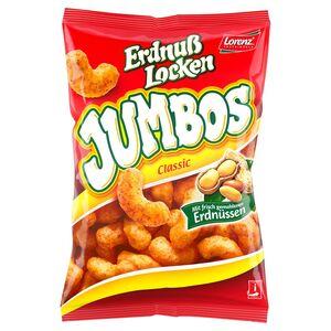Lorenz®  Erdnuß Locken Jumbos 175 g