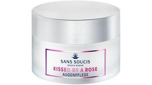 SANS SOUCIS Kissed by a rose Anti Age + Vitalität Augenpflege