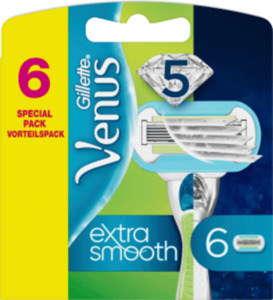Gillette Venus Extra Smooth Klingen