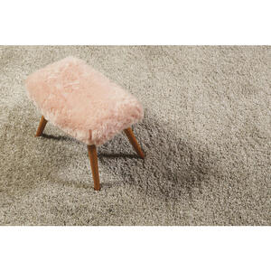 Esprit Webteppich 200/200 cm sandfarben, beige , Live Nature , Textil , Uni , 200x200 cm , für Fußbodenheizung geeignet, in verschiedenen Größen erhältlich, lichtunempfindlich, pflegeleicht, lei