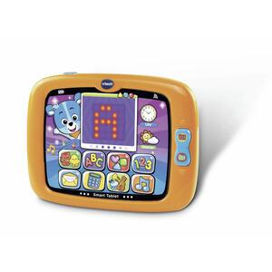 V Tech Smart tablet , 80-151404 , Multicolor , Kunststoff , 30x24.1x4.5 cm , Geräuscheffekte, Musik, Lichteffekte , 005707004901