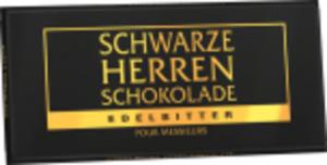 Stollwerck Schwarze Herrenschokolade