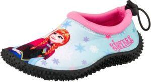 Disney Die Eiskönigin Badeschuhe  pink Gr. 30/31 Mädchen Kinder