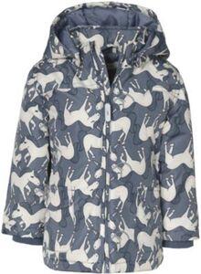 NMFMELLO JACKET UNICORN - Jacken - weiblich blau Gr. 86 Mädchen Kleinkinder