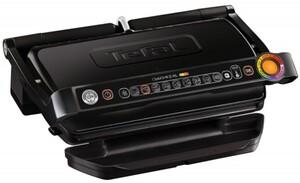 Tefal Kontaktgrill GC 7228 OptiGrill XL ,  9 voreingestellte automatische Grillprogramme